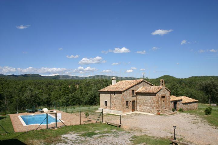 Fotos de casa sant joan casa rural en olius lleida - Casa rural sant marc ...