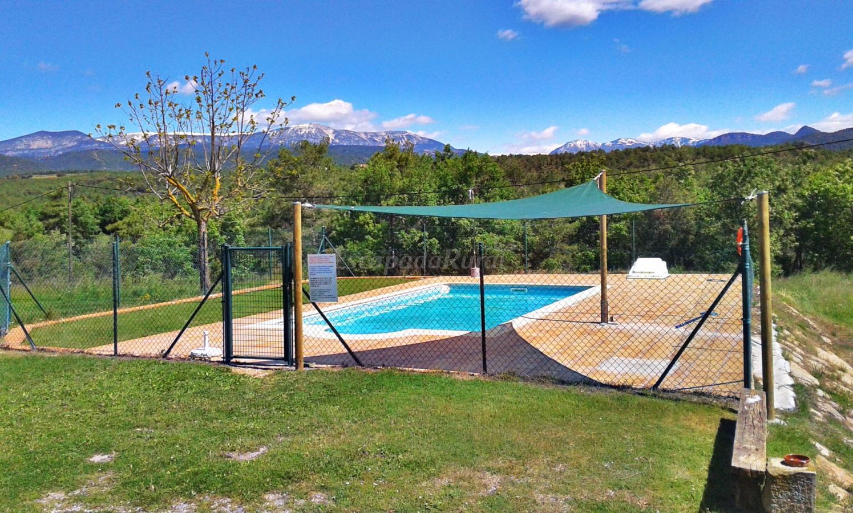 Foto di casa sant joan casa vacanze aolius lleida for Piscinas naturales horta de sant joan
