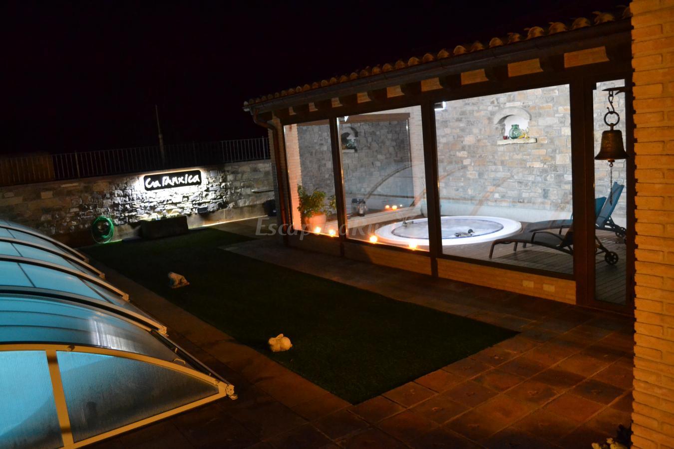 Fotos de ca l 39 anxica casa rural en guimer lleida for Casas rurales en asturias con piscina