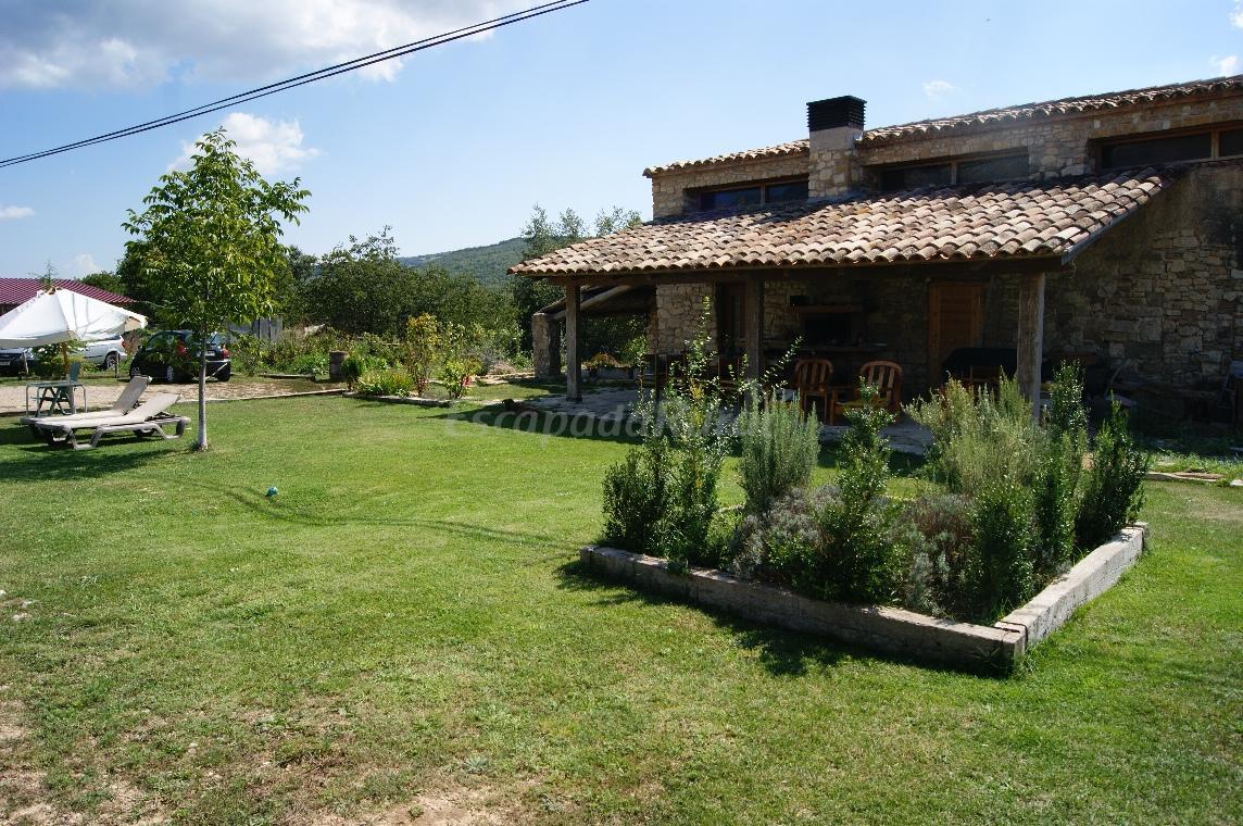 Fotos de masia serret casa rural en ger lleida - Casa rural ager ...