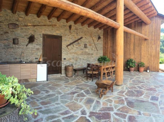 Fotos de la rectoria casa rural en castellb lleida for 56 635