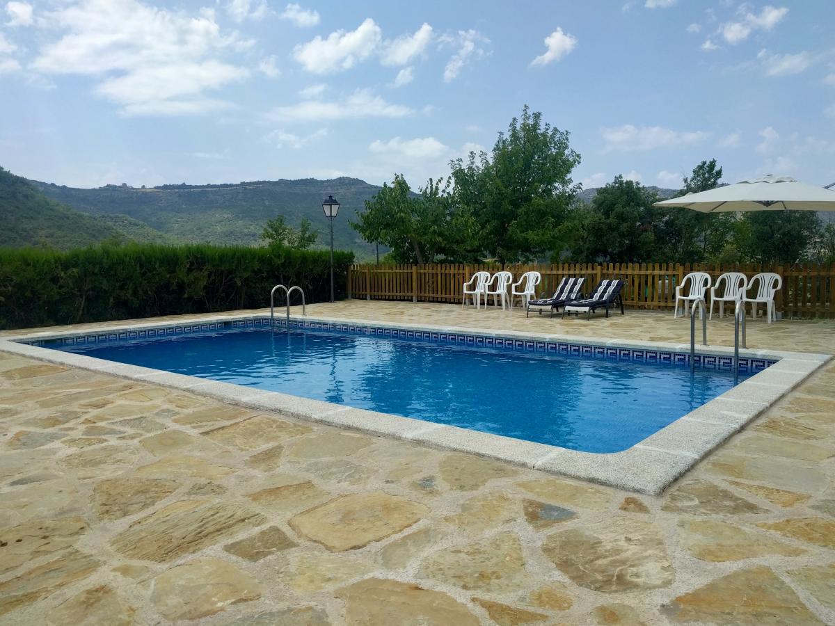 Fotos de casa miret de mur casa rural en vilamolat de mur lleida - Casas rurales lleida piscina ...