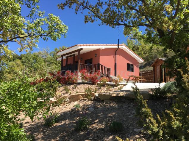 La caseta del montsec casa rural en ger lleida - Casa rural ager ...