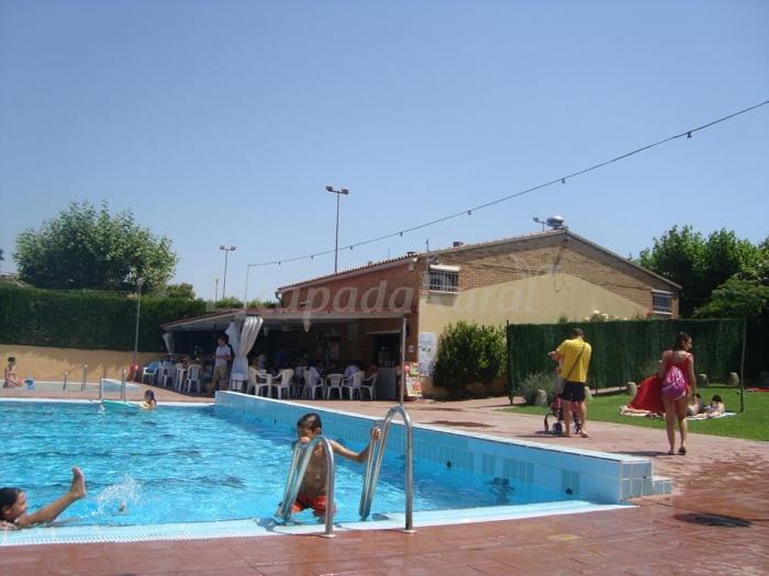 Fotos de la volta casa rural en cervi de les garrigues for Piscinas municipales lleida