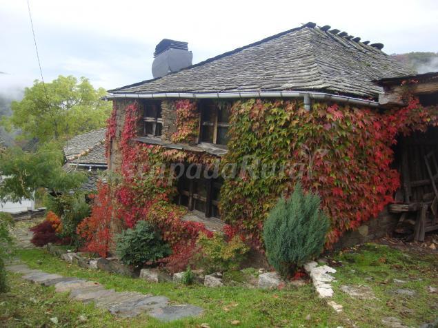 O crego casa rural en cervantes lugo - Casas rurales galicia ofertas ...
