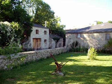 Fotos de casa caxigueiro casa rural en sarria lugo for Casa rural lugo piscina
