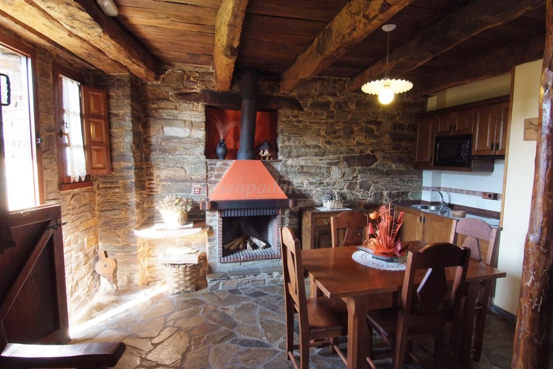 Fotos de casa do cabo casa rural en a veiga de logares - Casas rurales madera ...