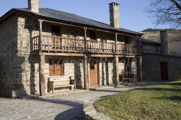 19 casas rurales en os ancares lucences - Casas rurales cerca vilafranca del penedes ...