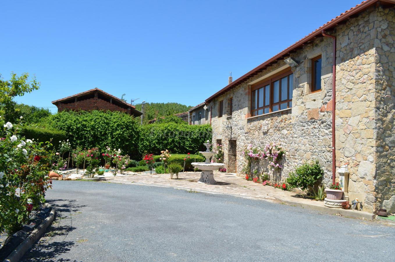 Fotos de casas gallego casa rural en canaval lugo - Casas rurales lugo baratas ...