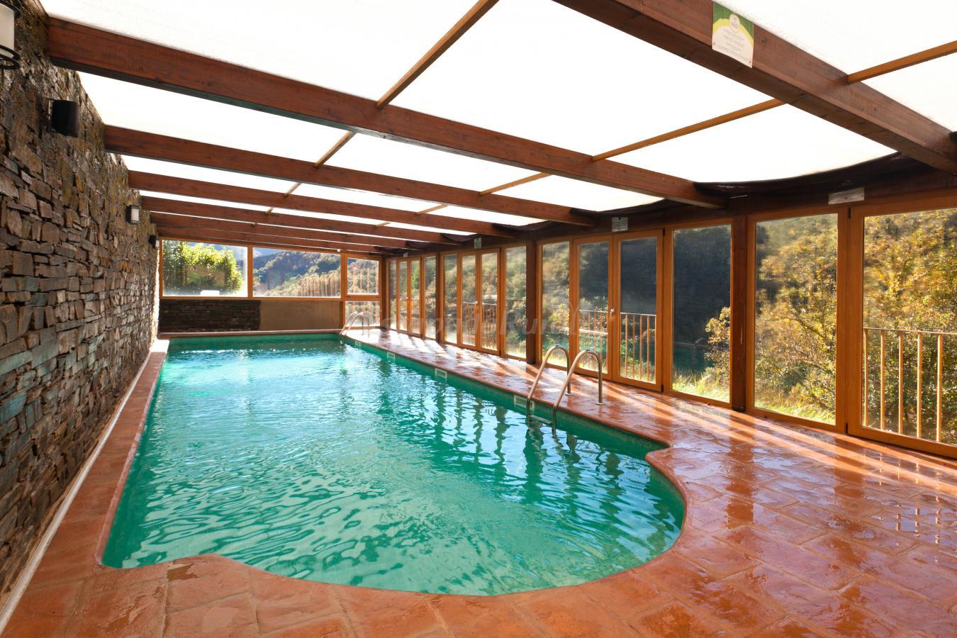 Fotos de apartamentos aldea do mazo casa rural en seoane for Casa rural lugo piscina
