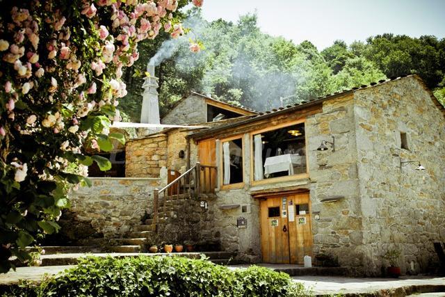 Fotos de fervenza casa grande restaurante casa rural en lugo lugo - Casas con encanto en galicia ...