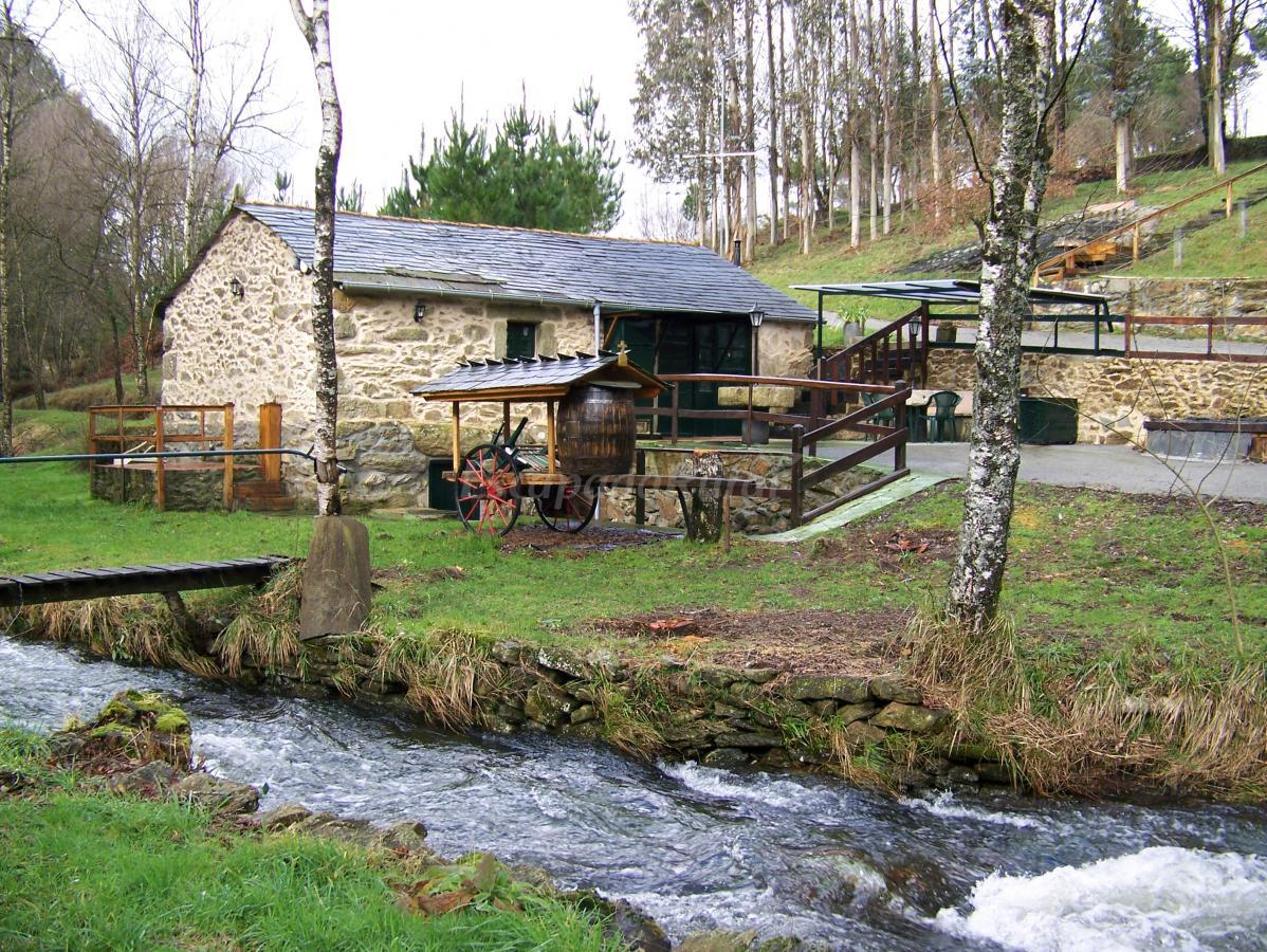 Fotos de molino de louzao casa rural en palas de rei lugo - Casa rural palas de rei ...