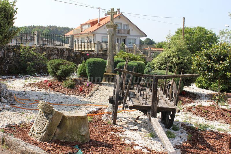 Fotos de pazo mari ao casa rural en palas de rei lugo - Casa rural palas de rei ...