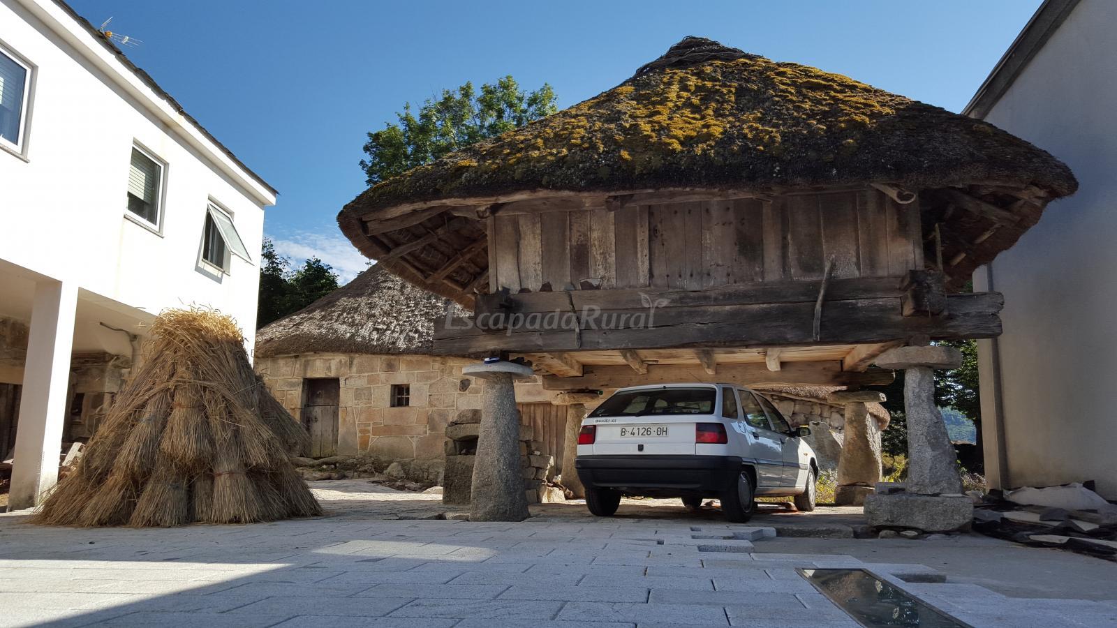 Fotos de casa do catal n casa rural en navia de suarna lugo - Casa en catalan ...
