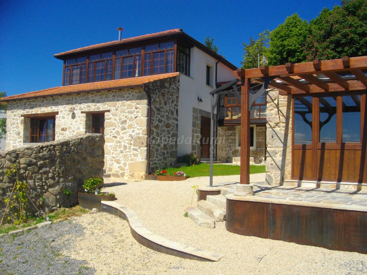 Fotos de o canto da terra casa rural en pant n lugo - Casa rural terra ...