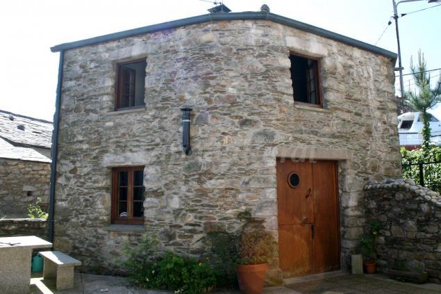 Casa rural lamelas casa rural en o vicedo lugo for Casa rural lugo piscina