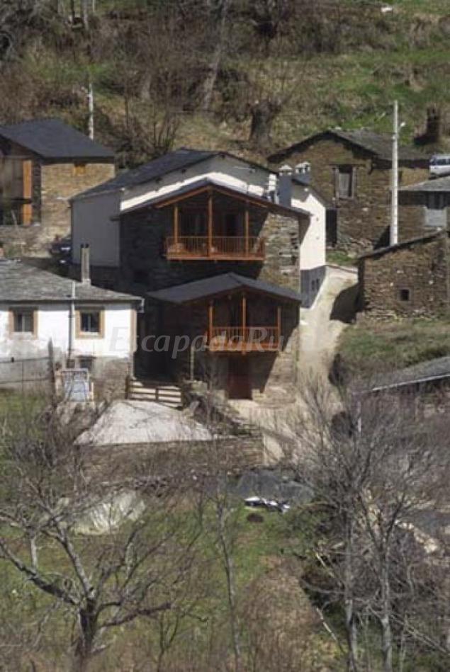 Casa As Triegas Casa Rural En Folgoso Do Courel Lugo