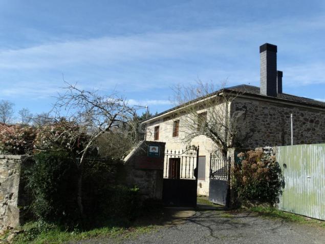 Casa da ponte casa rural en palas de rei lugo - Casa rural palas de rei ...