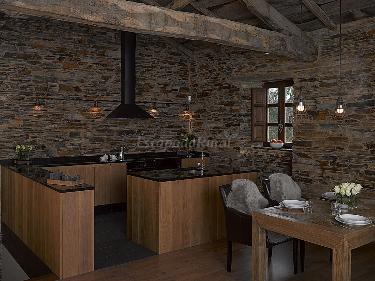 Fotos de Casona de Labrada - Casa rural en A Pontenova (Lugo)