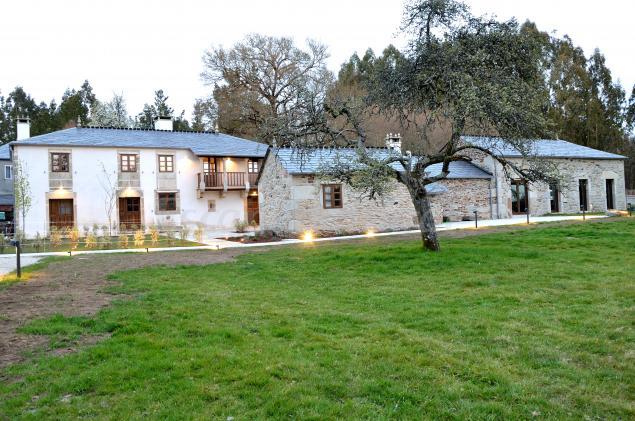 Casas rurales en lugo lugo - Chimeneas lugo ...