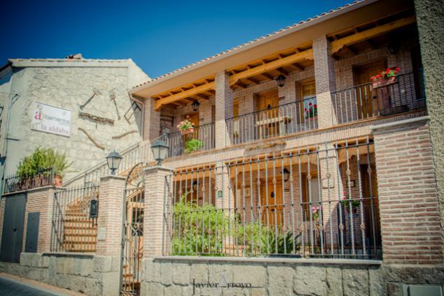 Casas rurales en fresnedillas de la oliva madrid - Casa rurales en madrid ...