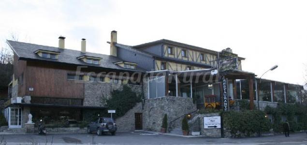 Hotel las postas casa rural en navacerrada madrid - Casas rurales navacerrada ...