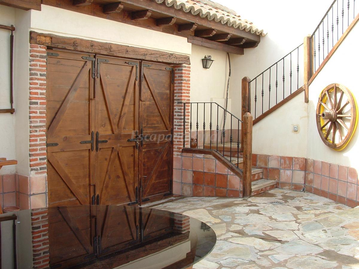 Fotos de alojamiento rural las tinajas casa de campo - Hoteles casa de campo madrid ...