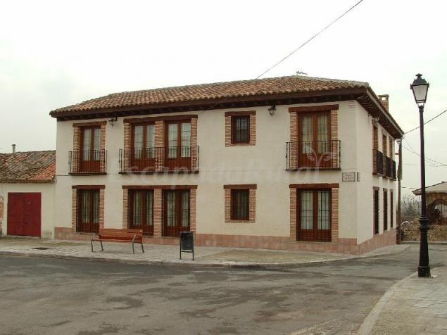 12 casas rurales cerca de alalpardo madrid - Hoteles cerca casa campo madrid ...
