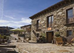 Casas Rurales En La Hiruela Madrid