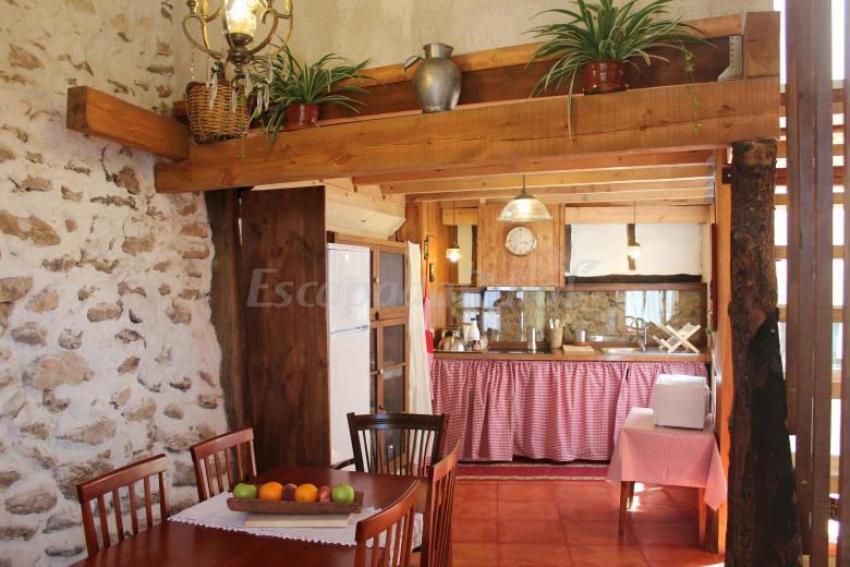 Fotos de casas antiguas del valle casa rural en alameda - Fotos de casas antiguas ...
