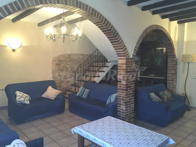 31 casas rurales en madrid con jacuzzi - Casa rural con jacuzzi aragon ...