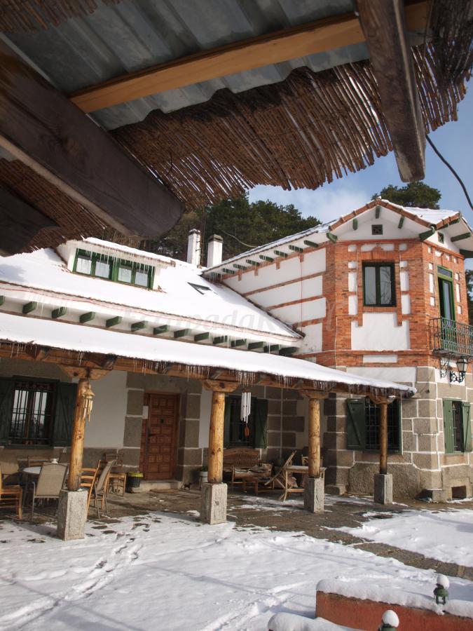 Fotos de los casta os casa rural y de salud casa rural en cercedilla madrid - Casa rural los castanos ...