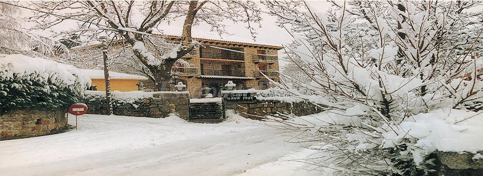 Fotos de hotel nava real casa rural en navacerrada madrid - Casas rurales navacerrada ...