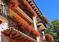 Hotel nava real casa rural en navacerrada madrid - Casas rurales navacerrada ...