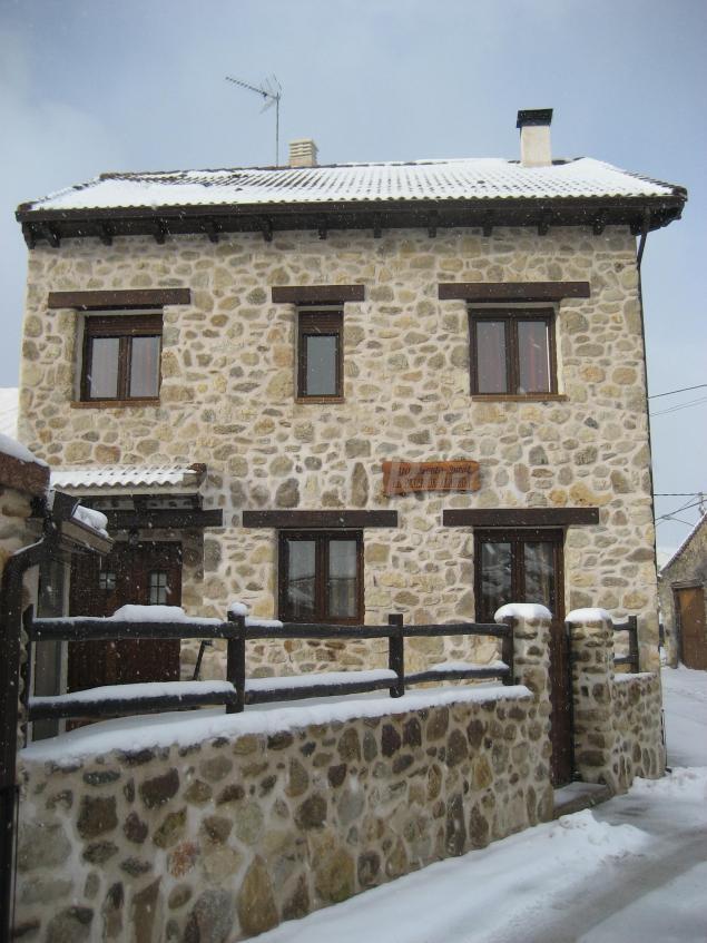 Precios de el pajar de alameda casa rural en alameda del valle madrid - Casa rural el pajar ...