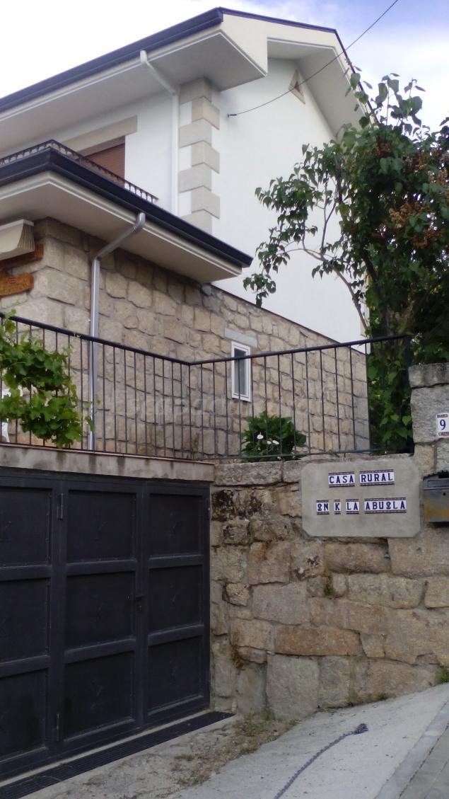 Casa Rural en K la abuela - Casa rural en Hoyo de Manzanares (Madrid)