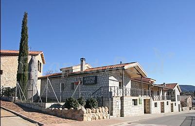 Albergue Cervera De Buitrago Casa Rural En Cervera De Buitrago Madrid
