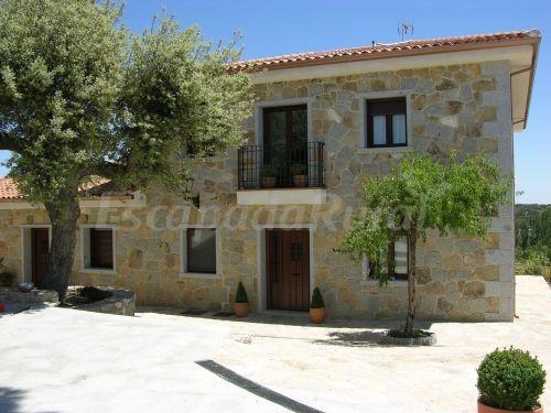 Casas rurales en navas del rey madrid for Casa rural romantica madrid