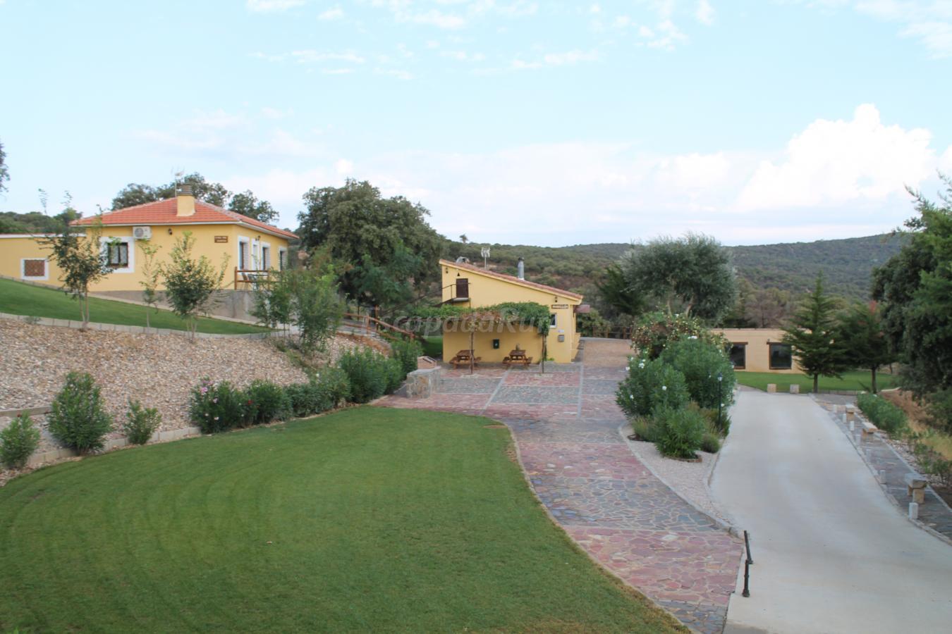 Fotos de finca la caprichosa casa rural en villa del for Casas en la finca