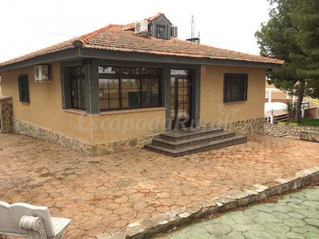 12 casas rurales con piscina climatizada en madrid - Casas rurales madrid con piscina ...