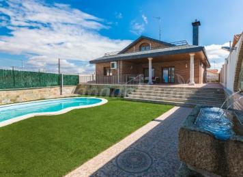 Villa Salvanés