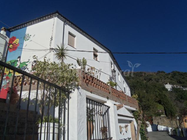 Casas rurales en jubrique m laga for 56 635