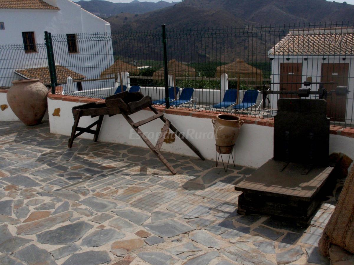 Fotos de casas rurales la huerta casa rural en campanillas m laga - Casas rurales la huerta ...