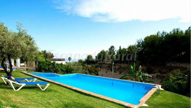 Conjunto Rural Las Rosas - Casa rural en Frigiliana (Málaga)