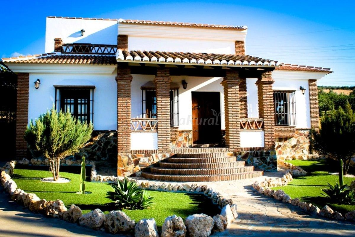 Foto di viviendas rurales tita in s casa rural en lora m laga - Casa rurales malaga ...