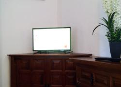 tv led primer piso