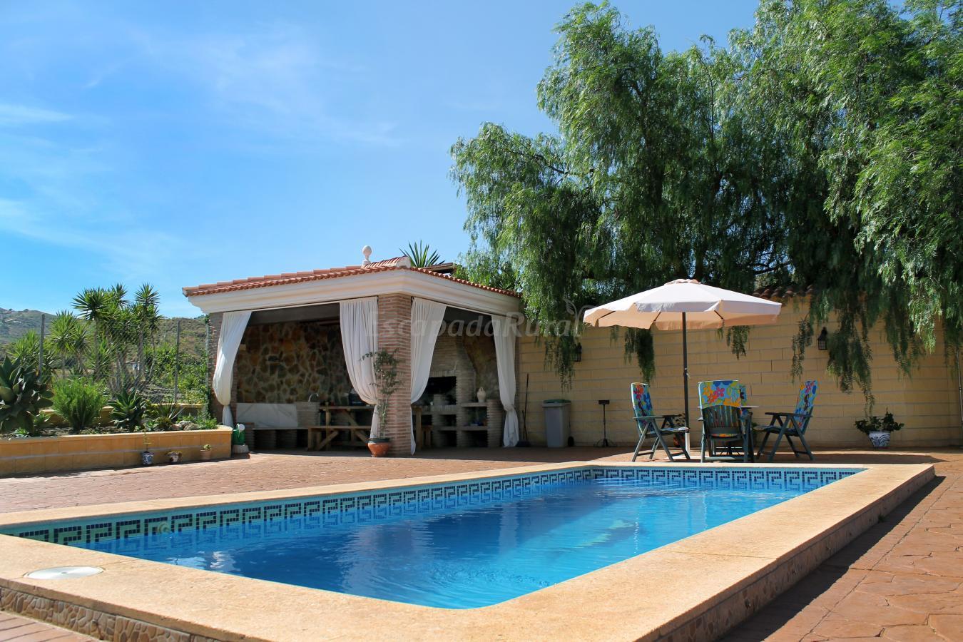Fotos de casa de leonor casa rural en alm char m laga - Casa kia malaga ...