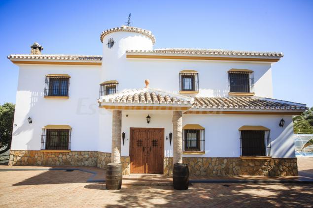 Casa Las Encinas Casa Rural En Riogordo Malaga