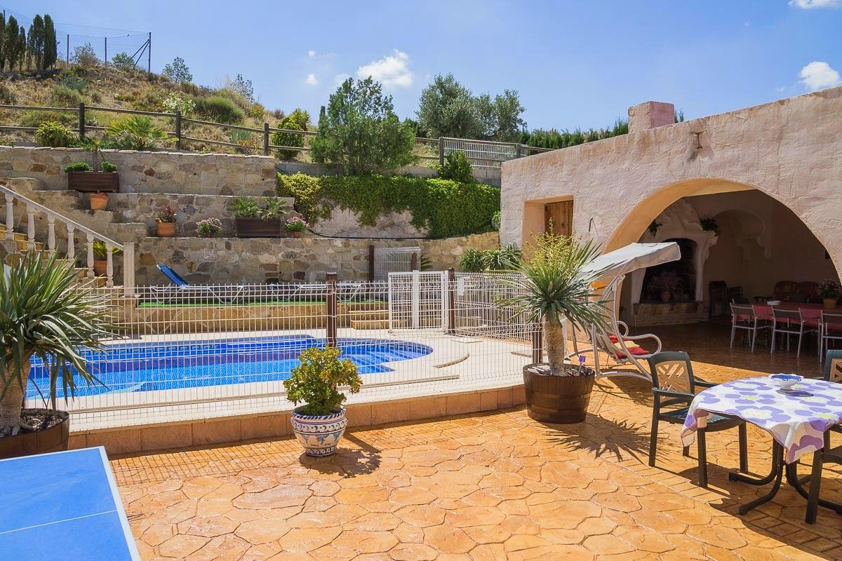 Fotos de casas rurales cinco soles casa rural en molina - Casa rural murcia piscina climatizada ...