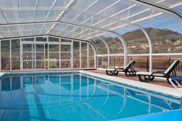 Fotos de la artesa casa rural en las palas murcia - Casa rural murcia piscina climatizada ...